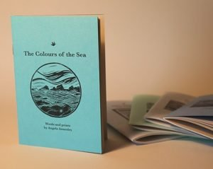 Book: Colours of the Sea