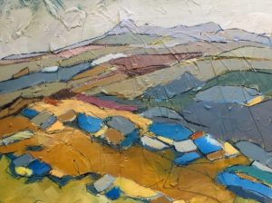 painting-cornwall-landscape-bodminmoor-northcornwall