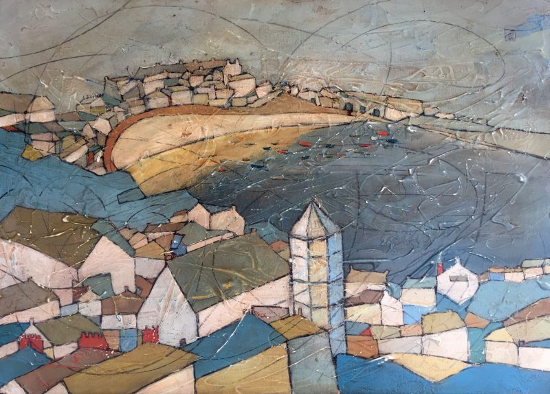 painting-cornwall-landscape-stives-beach
