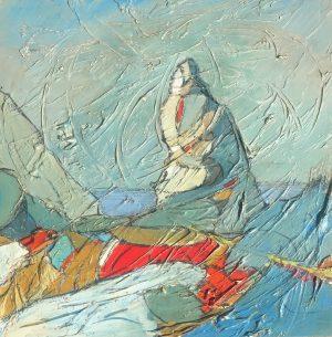 painting-cornwall-seascape-Kynance-Lizard