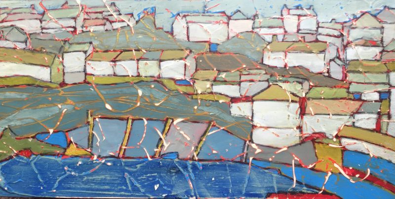 painting-cornwall-landscape-portisaac-northcornwall