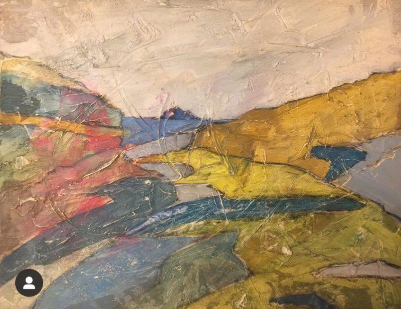 painting-cornwall-landscape-trebarwith