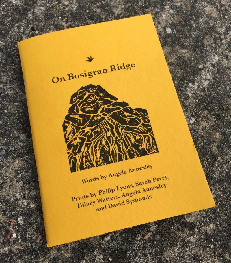 bosigran climbing cornwall dogs book