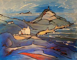 painting capecornwall art artist gallery